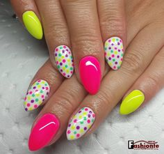 25 Latest & Stylish Pink Nail Art Ideas – The Second Part – |