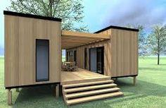 Resultado de imagen para container homes plans