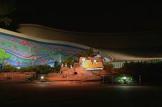 Walt Disney World - Epcot - The Seas