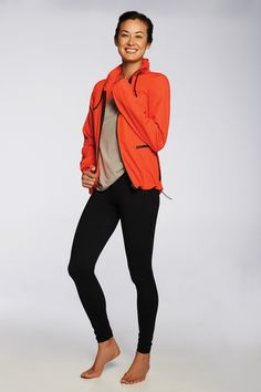 Kate Hudson's new line of athletic apparel! Obsessed with the fall look for outside running :) Love her collection!