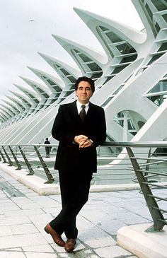 Santiago Calatrava's City of the Arts and Sciences - in pictures