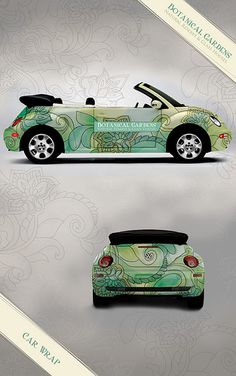 Car Wrap Project [design similation]    http://angelfolia.hu/