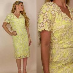Vintage 1950s Dress Rockabilly Pinup Embroidered Sheer Dress Mad Men Dress Betty…