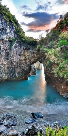 #Arco_Magno - #San_Nicola_Arcella - #Italy
