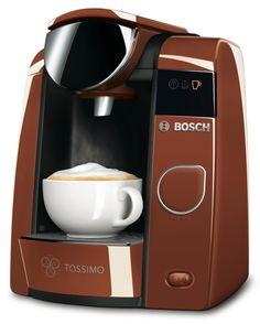 Machine multiboisson Bosch Tassimo Joy II caramel