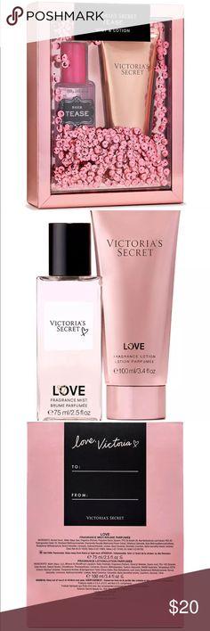 NEW Tease Victoria's Secret Gift Set Brand new Victoria's Secret Makeup Brushes & Tools