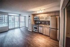 Kijiji - Buy, Sell & Save with Canada's Local Classifieds Toronto Apartment, Condos For Rent, 2 Bedroom Apartment, Gta, Kitchen Cabinets, Real Estate, Image, Home Decor, Kitchen Cupboards