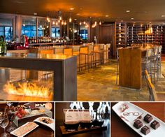 ENO Wine Bar Welcomes Sean Thackrey for a special evening of wine showcasing. Best Brunch Chicago, Wine Bar Design, Chicago Bars, Chicago Trip, Cozy Restaurant, Chicago River, Cozy Fireplace, Chicago Restaurants, Cozy Place