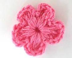 Resultado de imagem para flores em croche