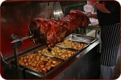 how to build a spit roast - Google Search