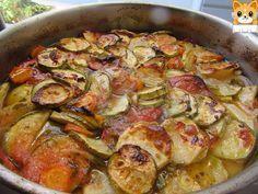 Ελληνικές συνταγές για νόστιμο, υγιεινό και οικονομικό φαγητό. Δοκιμάστε τες όλες Cookbook Recipes, Cooking Recipes, Cypriot Food, Main Dishes, Side Dishes, Greek Cooking, Fast Dinners, Greek Recipes, Food Hacks