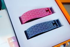 We Get Up Close with the Tory Burch for Fitbit Collection- Flex wristbands 2014