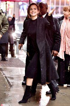 Style File: Emma Watson - HarpersBAZAARUK