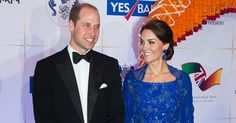Kate Middleton turned heads in a stunning, hand-beaded Jenny Packham gown at a Bollywood fundraising gala in Mumbai, India, on Sunday, April 10, where she and Prince William met numerous local movie stars — read more