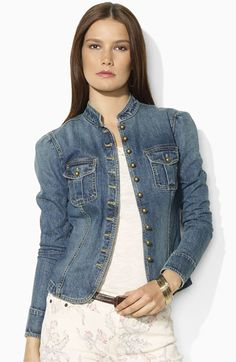 Creating Your Core Closet   Denim jackets, Nordstrom and Wardrobes