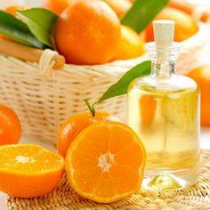 Eigenes Parfum selber mischen - Parfum Rezept: Sportlich frisches Parfum mit Mandarinenduft. www.ihr-wellness-magazin.de