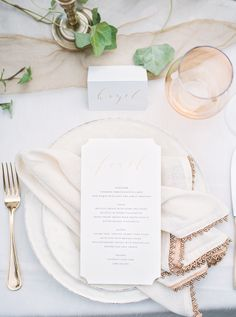 Elegant garden-inspired tablescape: http://www.stylemepretty.com/north-carolina-weddings/tuckasegee-north-carolina/2016/03/23/romantic-garden-inspired-castle-wedding-editorial-session/ | Photography: Holeigh V - http://holeighvphotography.com/