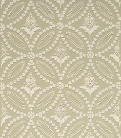 Adelphi Custom and Historic Wallpaper and Paper Hangings     Circle Ornament   Alternate colorway C