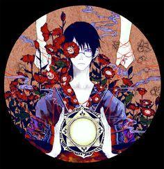 Bwatermark, xxxHOLiC, Watanuki Kimihiro, Hands, String