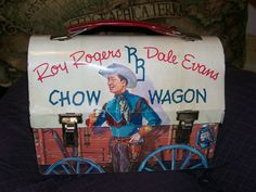 Roy Rogers & Dale Evans Lunch Box