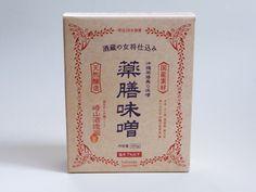 yakuzen-miso 味噌 薬膳味噌 崎山酒造廠