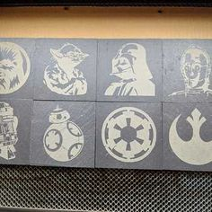 Formula 1 Slate Coasters Engraved Gift Set BUY 3 GET 1 FREE MIX /& MATCH