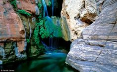 Grand Canyon spaces