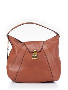 Check it out - Lauren By Ralph Lauren   Leather Hobo for $158.99 on thredUP!