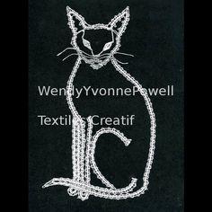 Bobbin+Lace+Pattern+Supreme+Siamese+Wendy+by+TextilesCreatif,+€3.00