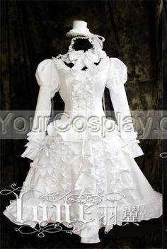 Pandora Hearts Shalon cosplay costume Lolita dress, Other Cosplay Costumes, Cosplay Costumes