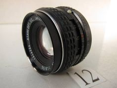 ASAHI SMC PENTAX 55mm F1.8