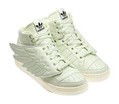 Adidas Jeremy Scott Winged trainers...awesome!