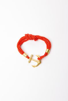 Anchor Knot Bracelet | a-thread