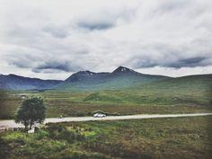 Schottland mit Mietwagen