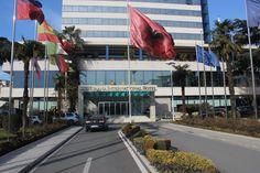 Hotel in Tirana #Albania