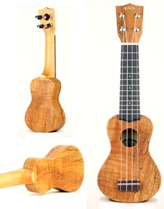 Pocket Uke - now you can sneak a uke into your next business meeting. So small it can hide just about anywhere.