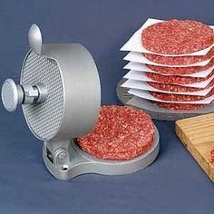 Fancy - Adjustable Nonstick Burger Press