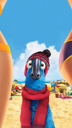Rio poster, t-shirt, mouse pad Animated Movie Posters, Original Movie Posters, Parrot Wallpaper, Cartoon Wallpaper, Rio 2011, Cool Pictures For Wallpaper, Wallpaper Ideas, Rio Movie, Dibujos Tumblr A Color