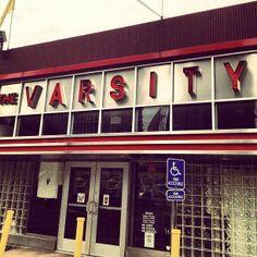 The Varsity in Atlanta, GA