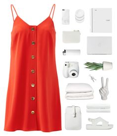 """""""how quickly the glamour fades"""" by rattle-the-stars ❤ liked on Polyvore featuring Amanda Uprichard, Fujifilm, Linum Home Textiles, Melissa, Selfridges, Noir, Mossimo, Nine West and Native Union"""