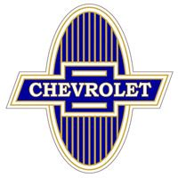 Large Striped Chevy Bow Tie Sign  http://www.retroplanet.com/PROD/36580