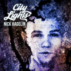 Nick Hagelin's City Lights Limited Edition Cover Art | HALUCINATED DESIGN