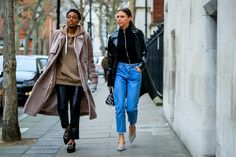 Les plus beaux street looks de la Fashion Week de Londres Jour 3