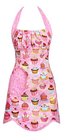 Cupcakes in Pink for Mother. Be stylish while having fun with the babies.