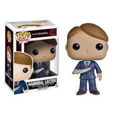 Pop! Television #146 - Hannibal Lecter http://www.funkosp.com/amz/B00KS6ARJ0/