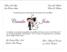 convite-casamento-5 Wedding Invitations, Lily, Party, Continue, John Legend, Origami, 1, Elegant Wedding, Texts