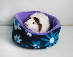 Guinea Pig Cuddle Cups  Patterned by CuddlyCavyCouture on Etsy, $17.00