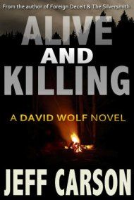 Alive And Killing by Jeff Carson ebook deal