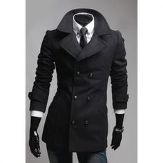 Mens Jackets & Outerwear - Cheap Leather Jackets For Men & Mens Winter Coats With Wholesale Prices on Sale | Sammydress.com Page 4