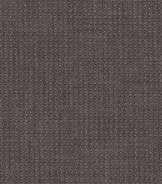 Crypton Upholstery Fabric 54\u0022-Elements Charcoal,